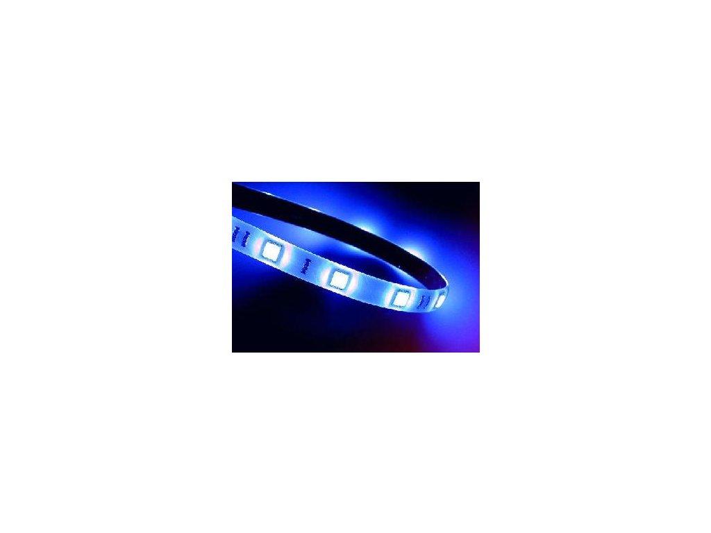 LED pásek 5050 60led/m UV 370nm IP68 ( cena za 0,5m )