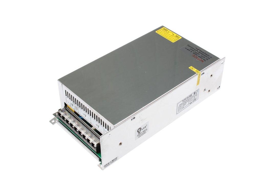 LED zdroj 24V 600W vnitřní - LED zdroj 24V 600W vnitřní