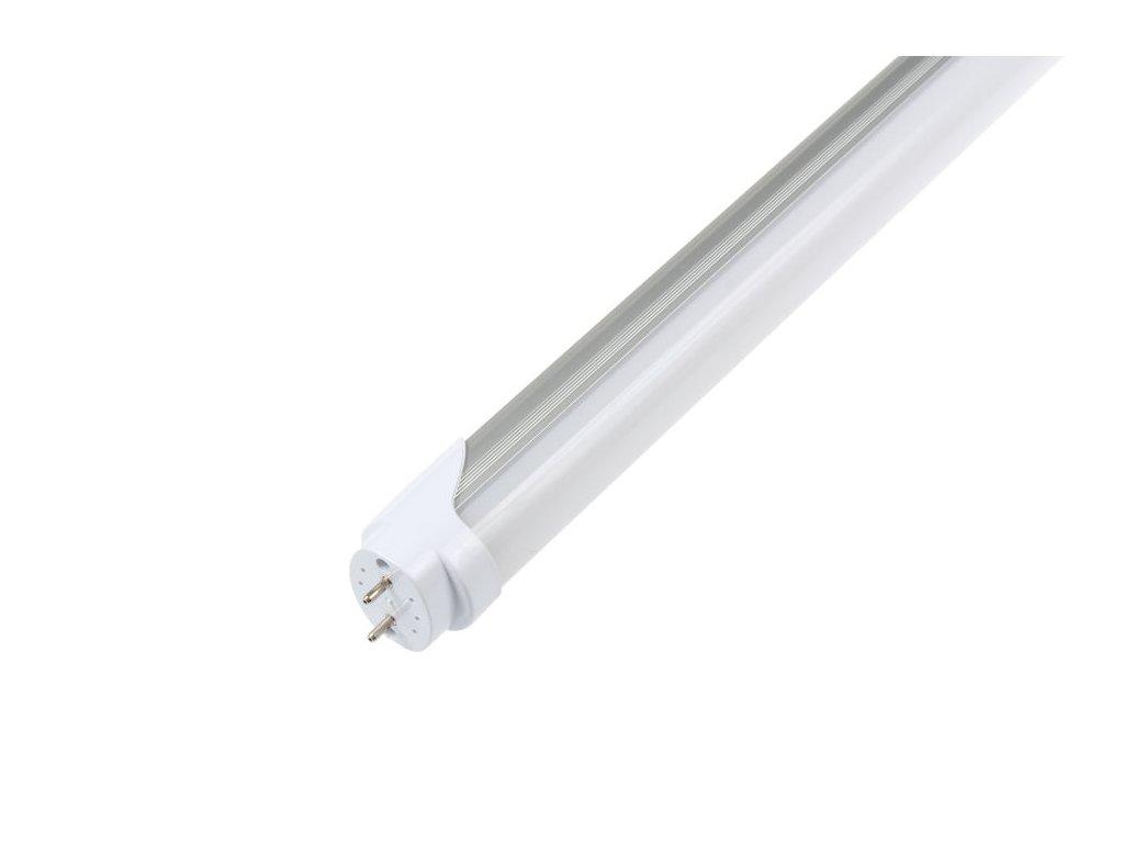 LED trubice T8-TP120/140lm 18W 120cm opálový kryt - Denní bílá