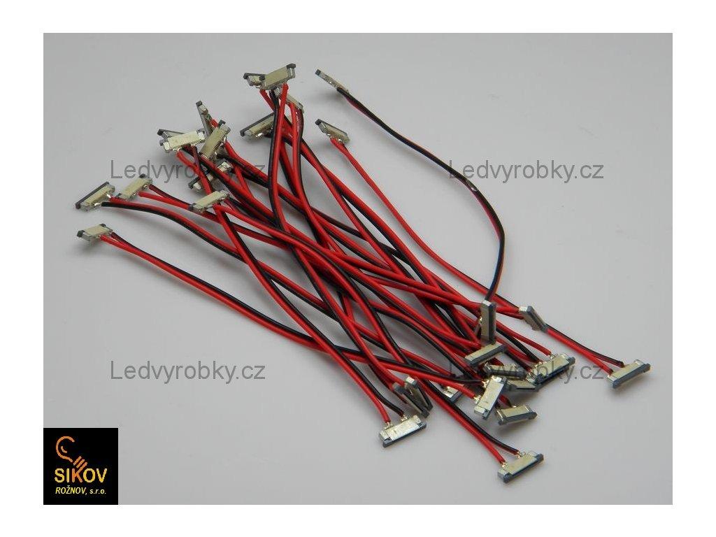 Propojovací vodič s mechanickými spojemi 5050