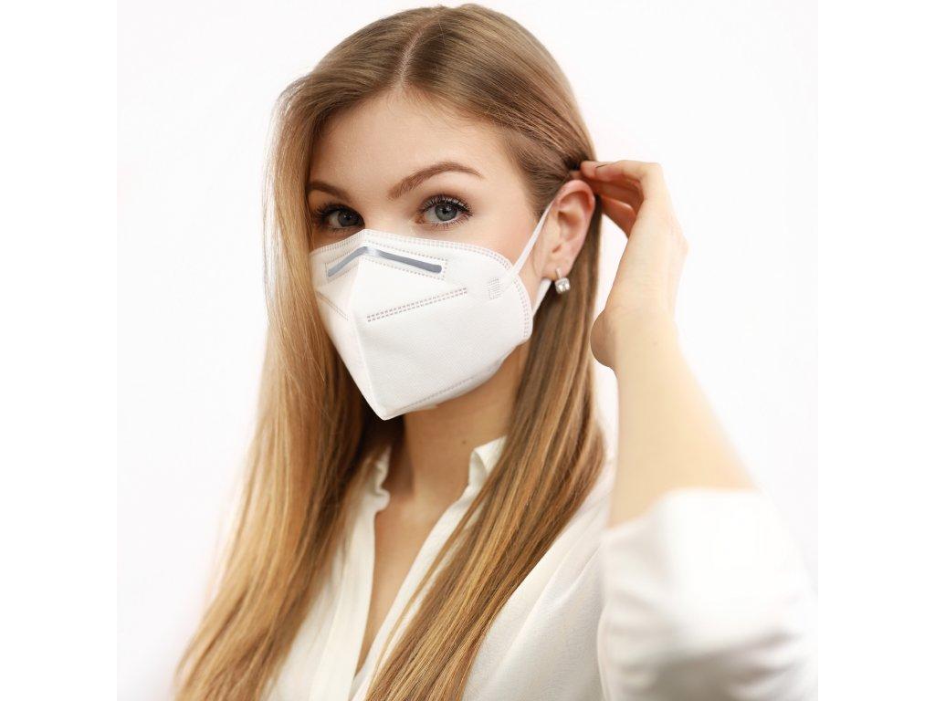 sikov respirátor FFP3