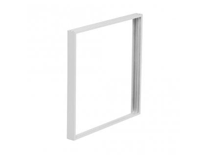 Solight hliníkový rám pro instalaci LED panelů o rozměru 595x595mm na stropy a zdi