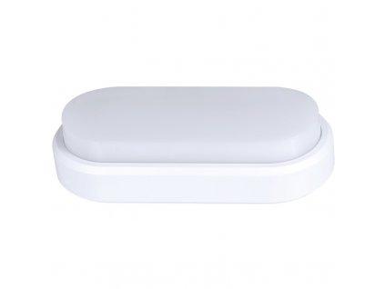 Solight LED venkovní osvětlení, přisazené, oválné, IP54,18W, 1350lm, 4000K, 23cm