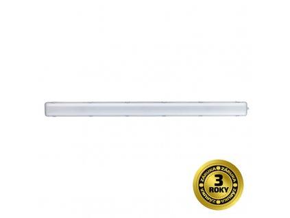 Solight LED osvětlení  prachotěsné, IP65, 36W, 4200lm, 5000K, 123cm, Lifud, 3 roky záruka