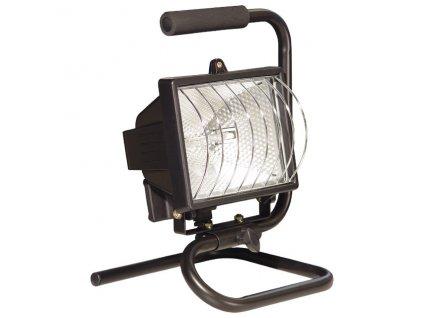 ELIOT ZW3-L500P-B - Přenosný halogenový reflektor