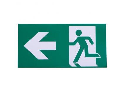EXIT PICTO-DOOR2-N - Evakuační značka (nahradí kód 07412)