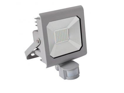 ANTRA LED50W-NW-SE GR   Reflektor LED SMD s čidlem