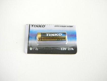 Baterie pro LED ovladače - Baterie 27A 12V