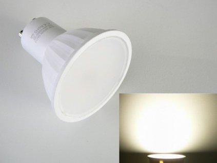 LED žárovka GU10 5W LU5W LUMENMAX - Denní bílá
