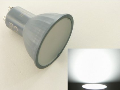 LED žárovka GU10 EL3W - Studená bílá