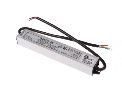 LED zdroj 12V 20W IP67 - 12V 20W zdroj IP67 TLPS-12-20