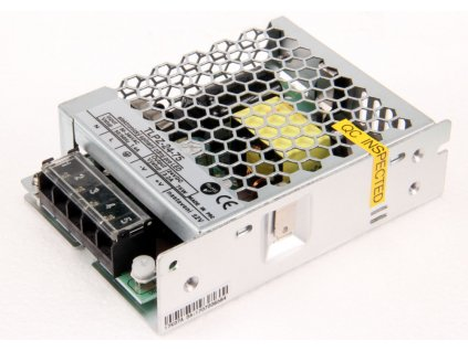 LED zdroj 24V 75W vnitřní - 24V 75W zdroj vnitřní TLPZ-24-75