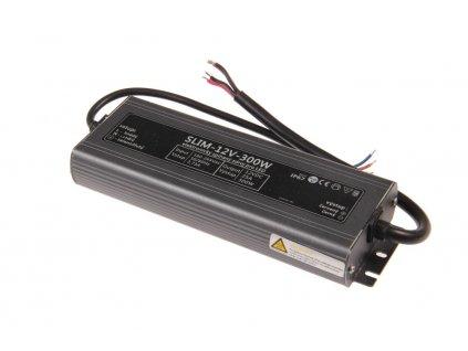 LED zdroj 12V 300W SLIM-12V-300W - SLIM-12V-300W zdroj IP67