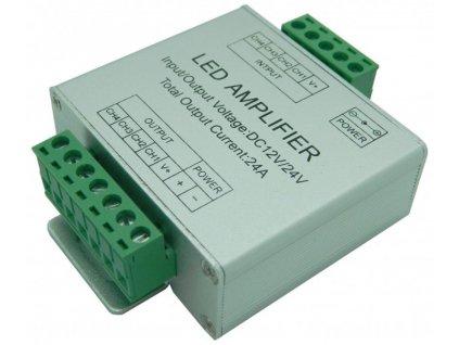 Zesilovač RGBW signálu AMP6 - AMP6 - zesilovač RGBW