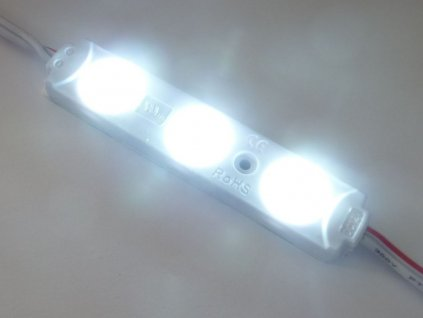 LED modul 0,72W 743-160-12V - Studená bílá