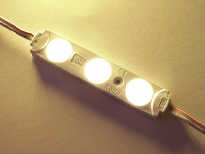 LED modul 0,72W 743-160-12V - Teplá bílá