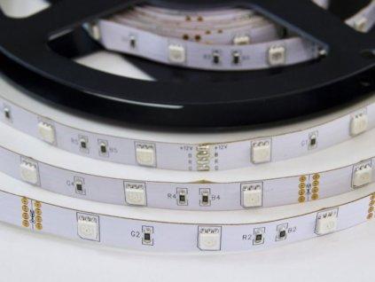 RGB LED pásek 150SMD vnitřní záruka 3 roky - RGB