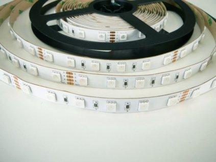 RGB LED pásek 24V-300 záruka 3 roky - RGB