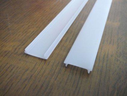 Difuzor ALU profilu D1 click - Nacvakávací opál 2m