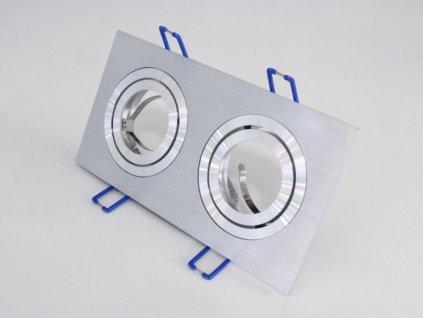 Podhledový rámeček D10-2 hliník - TLZ-D10-2 podhledový rámeček
