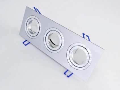 Podhledový rámeček D10-3 hliník - TLZ-D10-3 podhledový rámeček