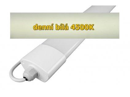 LED svítidlo TRIPROOF 36W 120cm - Denní bílá