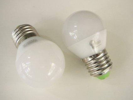 LED žárovka E27 LU5W-260 - Studená bílá