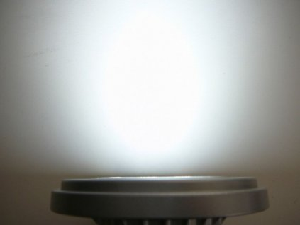 LED žárovka G53 AR111 X45/100 15W - Studená bílá