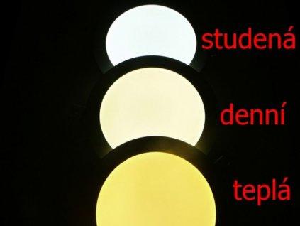 Přisazené LED svítidlo MONDO 16W - Denní bílá