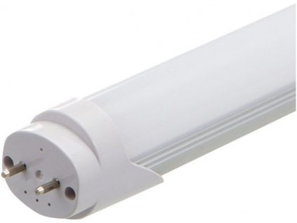 LED zářivka 120cm 18W mléčný kryt denní bílá