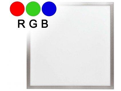 Stmívatelný Podhledový LED panel RGB 600x600 mm 25W