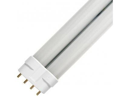 LED žárovka 2G11 12W studená bílá