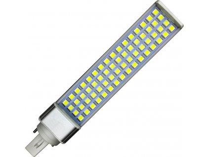 LED žárovka G24 13W studená bílá