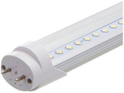 LED zářivka 120cm18W čirý kryt denní bílá