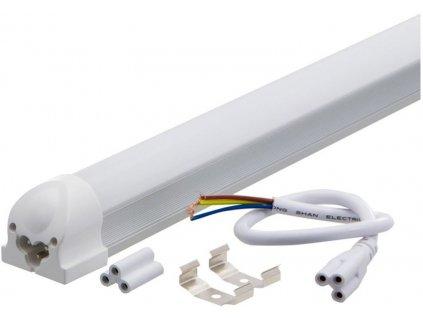 LED zářivkové svítidlo 120cm18W T8 teplá bílá