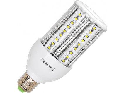 28W,2400lm,92mm,218mm,84/SMD2835,LED žárovka veřejné osvětlení E27 28W teplá bílá