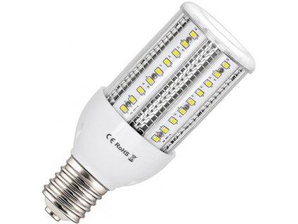 LED žárovka E40 CORN 28W studená bílá