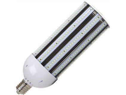 LED žárovka E40 CORN 120W studená bílá