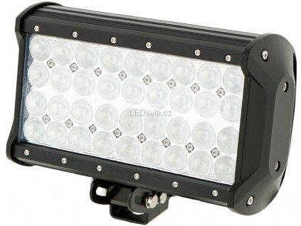 108W,7560lm,235x168mm,36x3W/LED,LED pracovní světlo 108W BAR 10-30V