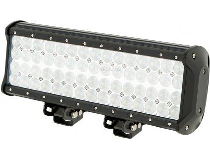 180W,12600lm,370x93mm,60x3W/LED,LED pracovní světlo 180W BAR 10-30V