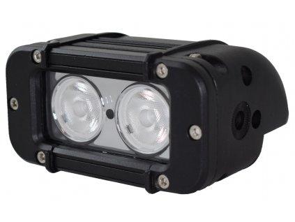 20W,1720lm,96x106mm,2x10W/LED,LED pracovní světlo 20W BAR 9-32V