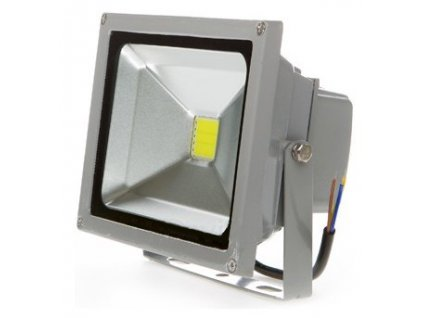 20W,1660lm,178x140mm,20W/COB,Stmívatelný LED reflektor 20W denní bílá