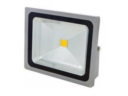 50W,4200lm,295x240mm,50W/COB,Stmívatelný LED reflektor 50W denní bílá