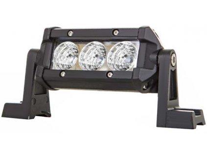 9W,510lm,111x77mm,3/LED,LED pracovní světlo 3x3W BAR 10-30V DC