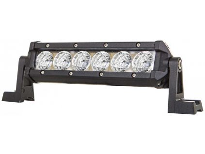 18W,1008lm,192x77mm,6/LED,LED pracovní světlo 6x3W BAR 10-30V DC