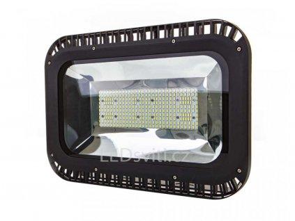 50W,22500lm,720x340mm,308/SMD,Černý LED reflektor 250W denní bílá