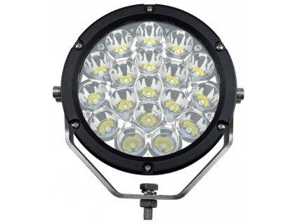 90W,4477lm,170x190mm,18x5W/LED,LED pracovní světlo 90W 9-32V