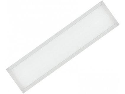 48W,3627lm,1200x300x12mm,96/SMD5630,Bílý vestavný LED panel 300x1200mm 48W denní bílá - POŠKOZENÝ