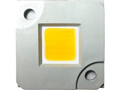 10W,1100lm,4339843398COB,LED COB čip pro reflektor 10W teplá bílá