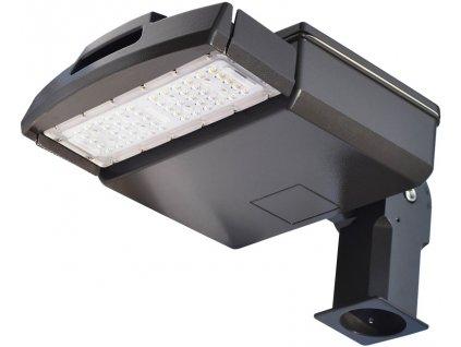 50W,5200lm,281x523x86mm,50/LED,Černé LED veřejné svítidlo 50W VO denní bílá